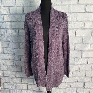 Ecote Women's open front knit Sweater Cardigan
